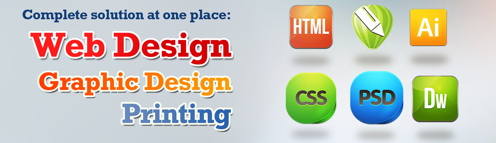 Web Design, Graphic Design & Printing